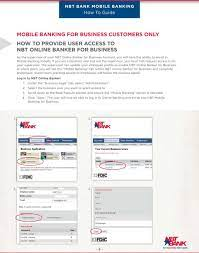 NBT BANK MOBILE BANKING. How To Guide - PDF Free Download