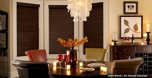 dark wood blinds. Contemporary Blinds Dark Wood Blinds For L