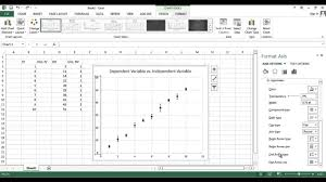 Building Charts In Excel 2013 Creating A Nice Graph In Excel 2013