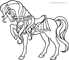 horse picture to color. Fine Horse Horse Pictures To Color   Horses Coloring Pages And Sheets Can Be Found  In The Page Throughout Horse Picture To Color E