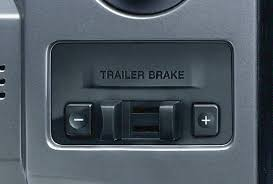 trailer brake control the official site for ford accessories trailer brake control
