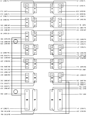 95 jeep owners manual and i need to know the fuse box layout 1998 jeep cherokee fuse box diagram layout at 1998 Jeep Cherokee Fuse Box Diagram Layout