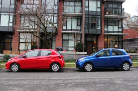 2015 Toyota Yaris and 2015 Nissan Micra - Comparison | EcoloDriver