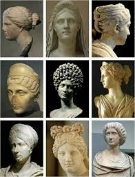 Ancient Roman Hair Style roman hairstyles imperial romans new zealand 5738 by wearticles.com