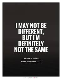 Different Quotes Beauteous 48 Famous Being Different Quotes And Sayings