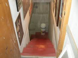 basement stairs looking down.  Down Stairs Down To The Basement On Basement Looking Down O