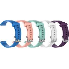 No Tracker) Soft <b>Silicon Bracelet</b> Strap Replacement <b>Bands</b> ...