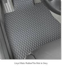 Lloyd Mats RubberTite Car Mats Save Your Vehicle from Water Mud and