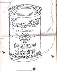 Andy Warhol Printable Coloring Pages Coloring Pages