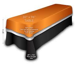 96 rectangular tables displaying drops