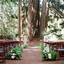 wedding aisle flowers. 23 Woodland Wedding Aisle Decor Ideas HappyWeddcom