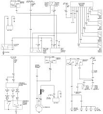 2002 toyota truck sienna 3 0l fi dohc 6cyl repair guides 18 body wiring schematic 1974 75 models