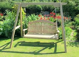 metal swing stand swing chair garden bench and seat pads hammock swing seat wooden swing