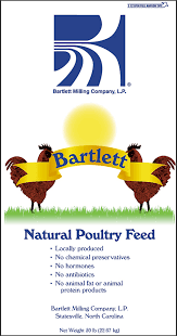 Poultry and Game Bird Feed - Bartlett Milling Co.