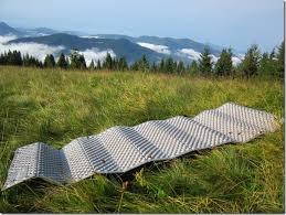 Обзор: <b>туристический коврик Therm</b>-A-<b>Rest Z</b>-<b>Lite</b> Sol Regular