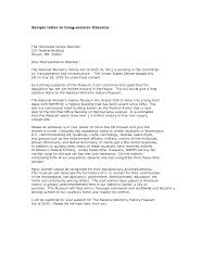How To Write A Letter To A Senator. 2008 Letter Of Support From ...