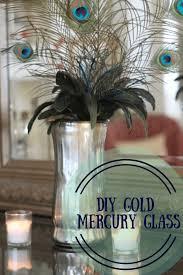 diy gold mercury glass by luckyscarf diy mercuryglass