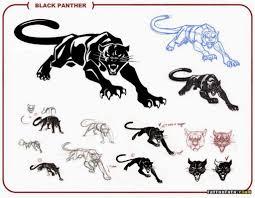 эскизы тату пантера клуб татуировки фото тату значения эскизы