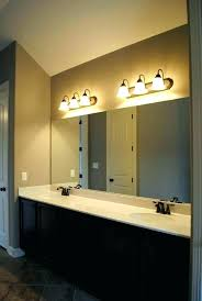 bathroom lighting above mirror. Bathroom Above Mirror Lighting Light
