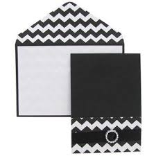 121 best classic wedding ideas images on pinterest summer Hobby Lobby Coral Wedding Invitations his & hers black & white chevron buckle wedding invitations shop hobby lobby Hobby Lobby Printable Invitations