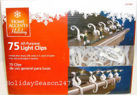 Christmas Light Hanging Kit Home Depot Picturesque Christmas Light Clips Home Depot Surprising How