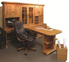 double office desk. amish home office bentley partners double desk