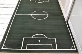 football pitch rug