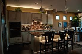 kitchen lighting layout. baffling kitchen lighting layout and with how far away from the wall should recessed be
