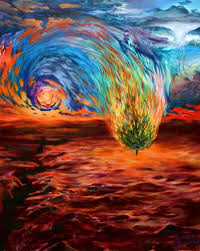 Lost In Space~ | Worship art, Prophetic art, Fire art