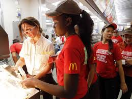 mcdonald s raising wages business insider