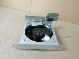 thermador double wall oven fan motor