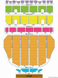 Seat Number Fox Seating Chart Arlington Santa Barbara