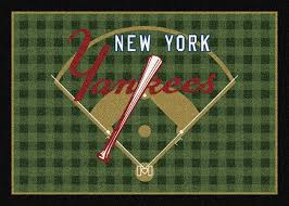 your favorite major league team s logo printed on durable nylon and licensed by mlb makes the perfect gift for a fan these rugs are custom printed to