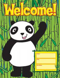Welcome Chart Images Panda Welcome Chart Tf2457