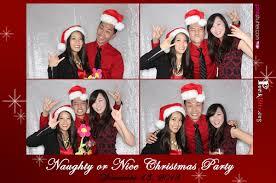Naughty or Nice Christmas Party