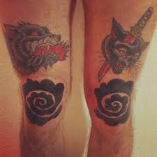 на коленях тату фото галерея идей для татуировок фото