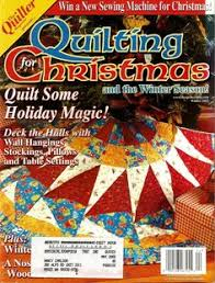 2001 Quilter's Newsletter Quilt It Magazine For Kids 16 Projects ... & 2002 The Quilter Magazine Winter Issue Quilting For Christmas #Q103 Adamdwight.com