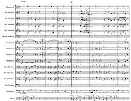 Big Band Arrangements Music Arranging