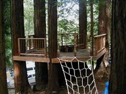 Creativity Simple Tree Houses 30 Free Diy House Plans To Make Throughout Design Ideas