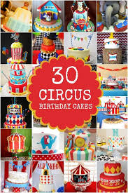 30 Circus Birthday Party Cake Ideas Spaceships And Laser Beams