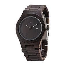 amexi handmade mens solid wood watch made natural black amexi handmade mens solid wood watch made natural black sandalwood