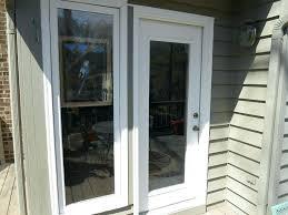 broken glass door patio door glass replacement broken or fogged french door patio door glass replacement