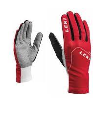 Leki Gloves Size Chart Leki Nordic Slope Junior Ski Gloves