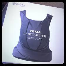 Cybex Yema Other | Nwot Yema Baby Carrier | Poshmark