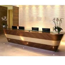 office reception table. Hotel Reception Table Office