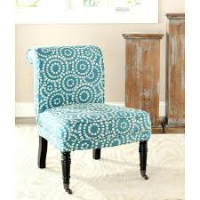 blue and white accent chair. Blue Pattern Accent Chair Mosaic White Polyester Fabric Shopping Great Deals On Living Room . And P