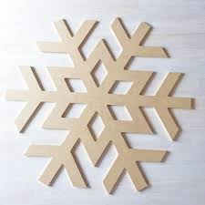 snowflake large word art wood cutouts typography wood sign by woodlandpressco on