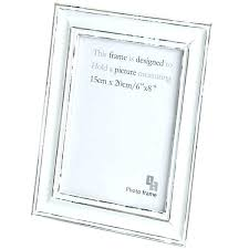 8 by 8 picture frame 6 by 8 frame 6 x 8 antique white photo frame