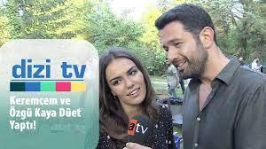 Keremcem ve Özgü Kaya düet yaptı! - Dizi Tv 643. Bölüm - YouTube