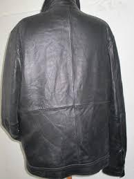 calvin klein exclusive leather jacket er
